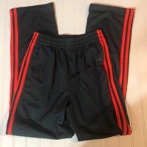 Boy's adidas athletic pants, size large